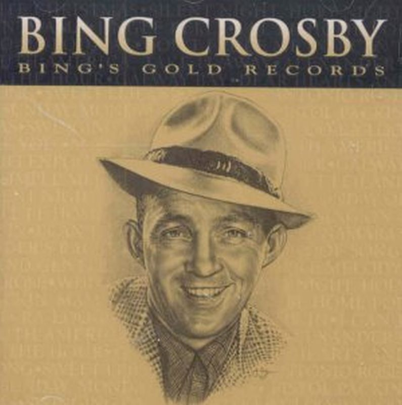 Bing Crosby - Bing's Gold Record Records - Cd