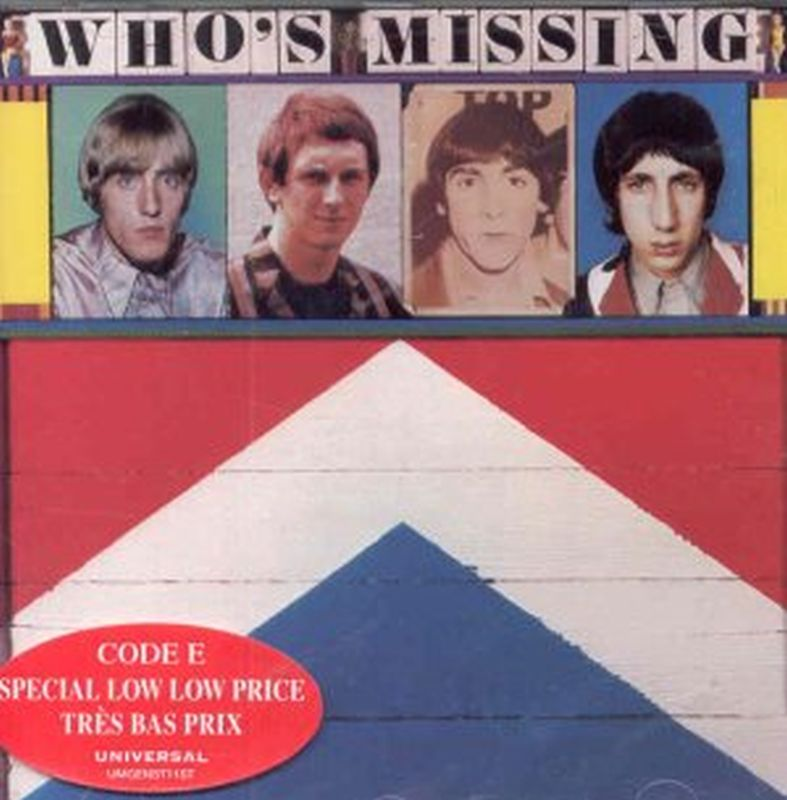 Who - Who's Missing - Cd