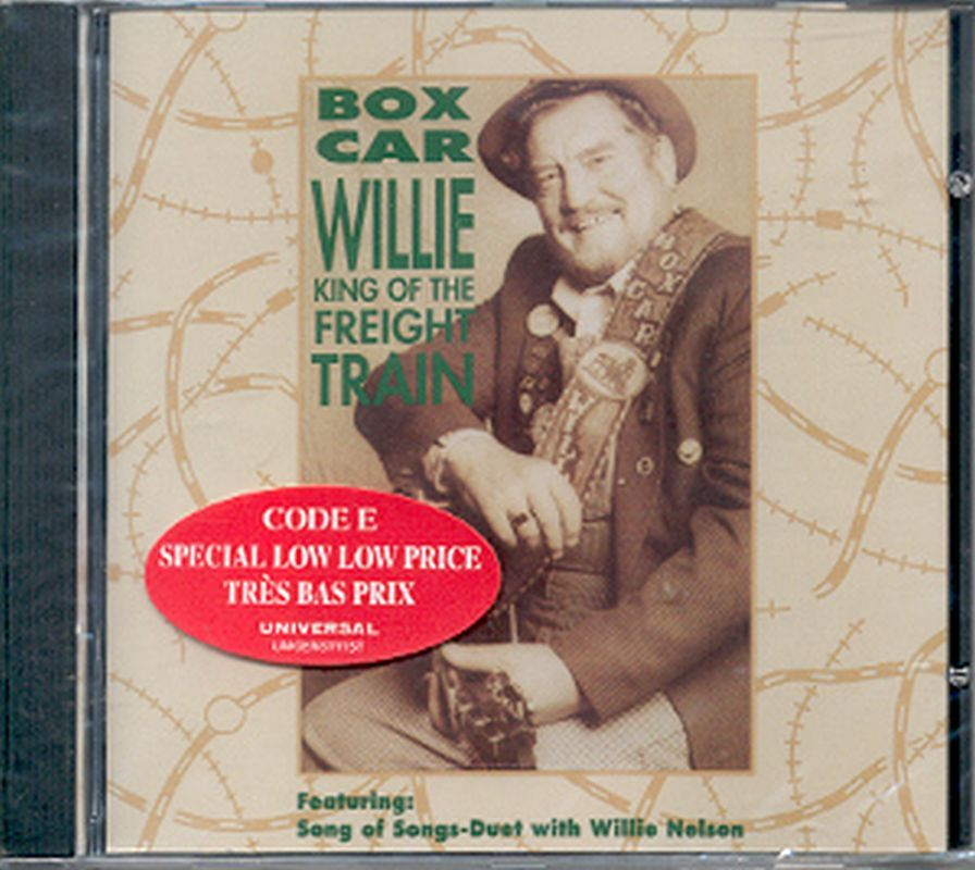 Boxcar Willie - King Of The Freight Train - Cd