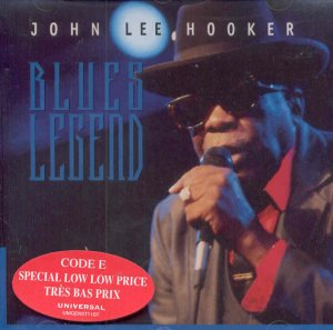 John Lee Hooker - Blues Legend - Cd