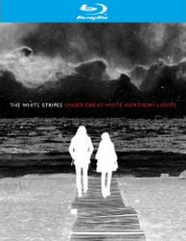White Stripes - Under Great White Northern Lights - Blu- Ray