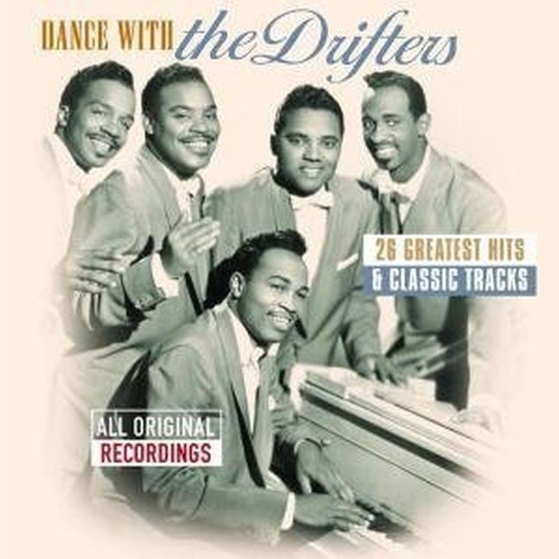 Drifters - Dance With: 26 Greatest Hits - Cd