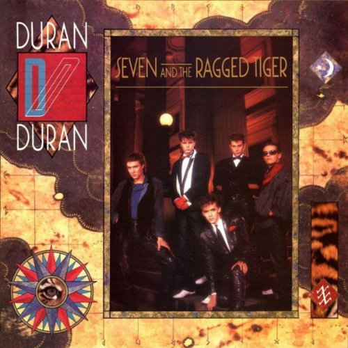 Duran Duran - Seven &amp; The Ragged Tiger - 2 Vinyl Lp Set