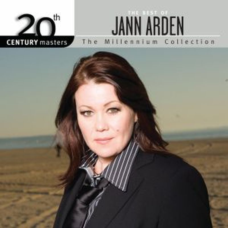 Jann Arden - Best Of: 20th Century Millennium Coll - Cd