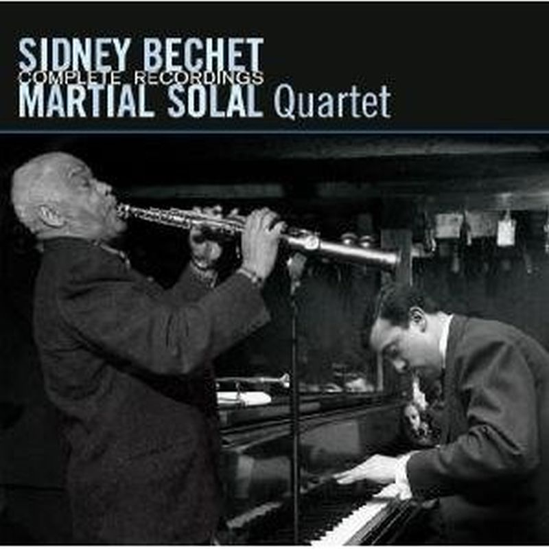 The Complete Sidney Bechet Volumes 3