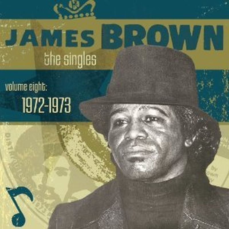 James Brown - V8 The Singles 1972- 1973 - 2cd