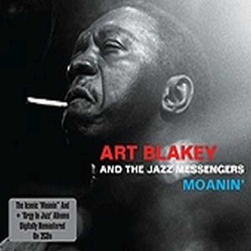 Art Blakey - Moanin - 2 Cd Set