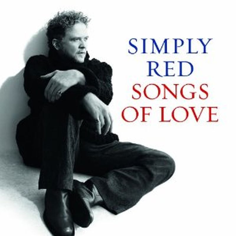 Simply Red - Songs Of Love - Cd