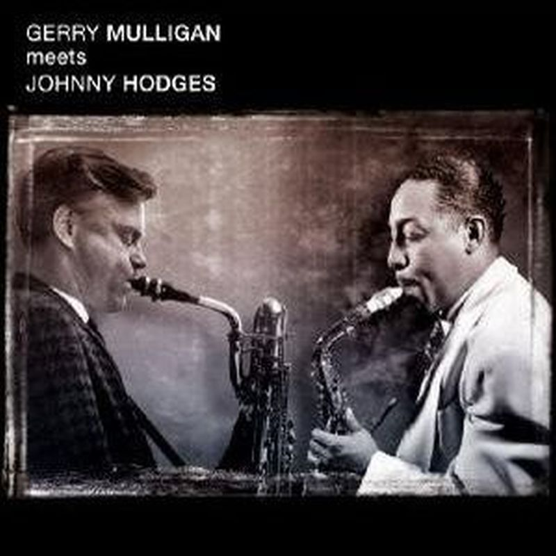 Gerry Mulligan - Meets Johnny Hodges - Cd