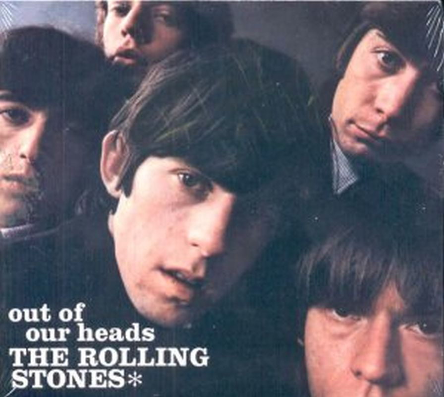 Rolling Stones - Out Of Our Heads - Cd