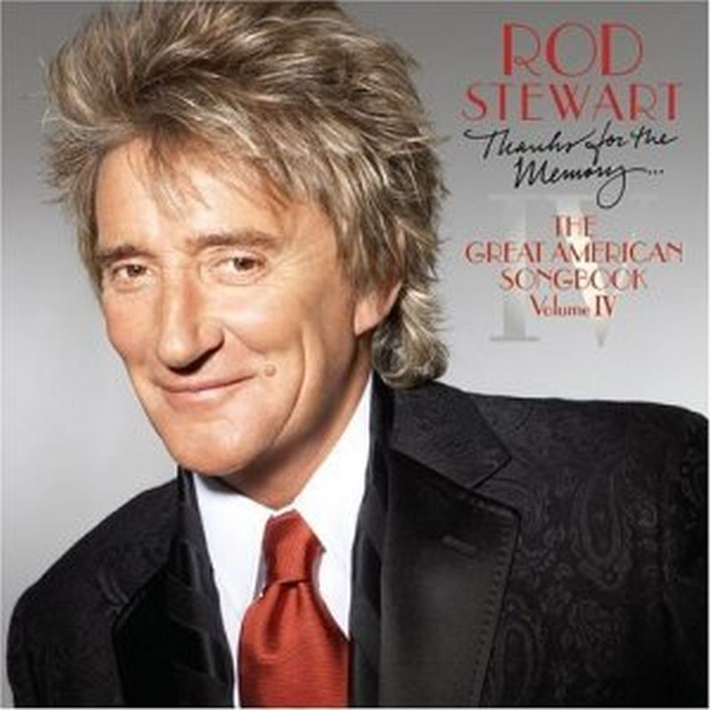 Rod Stewart - The Great American Songbook Volume Iv - Cd