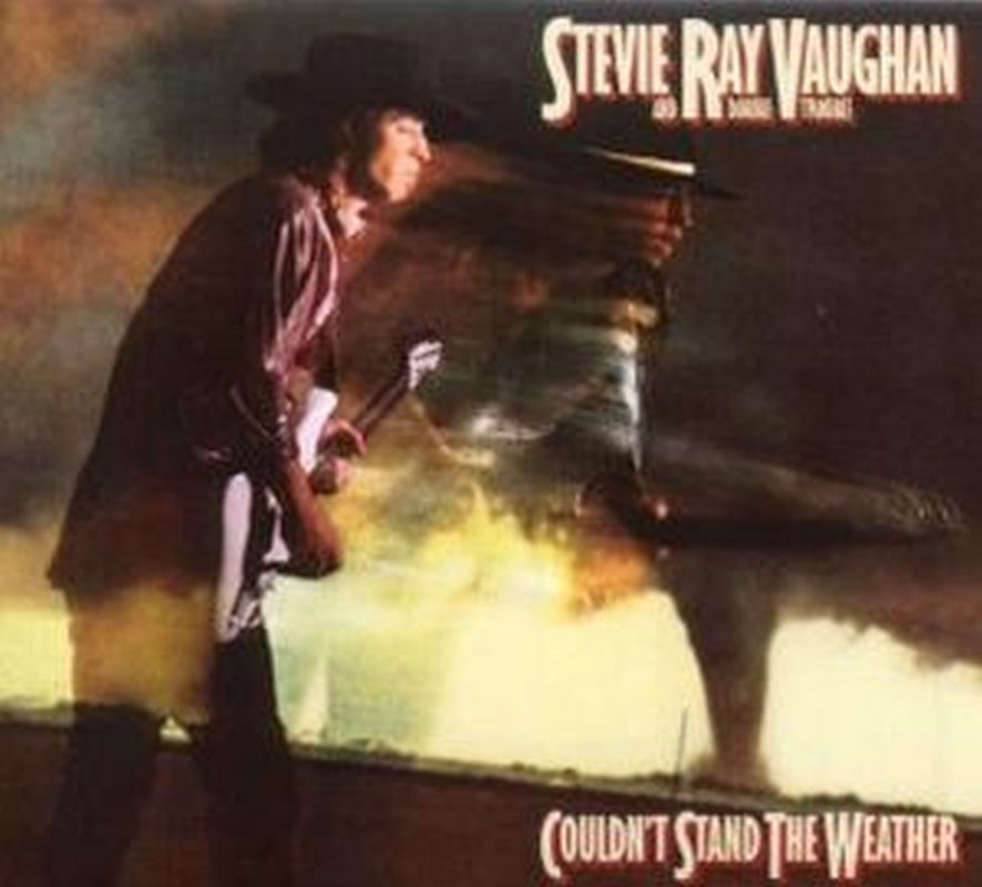 Stevie Ray Vaughan - Couldn't Stand The Weather - 2 Cd Set