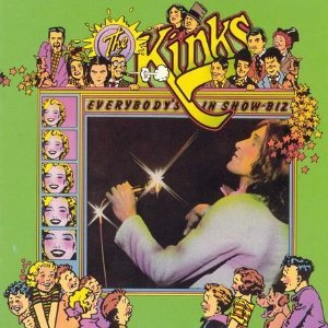 Kinks - Everybodys In Showbiz - Cd