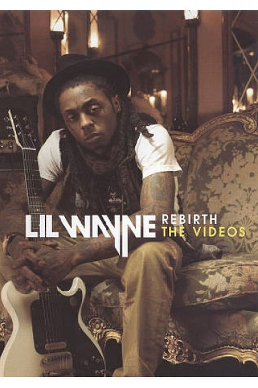 Lil Wayne - Rebirth: The Videos (advisory - Dvd)