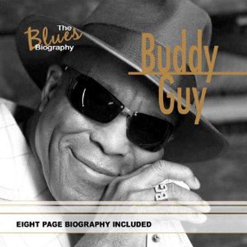 Buddy Guy - Blues Biography - Cd
