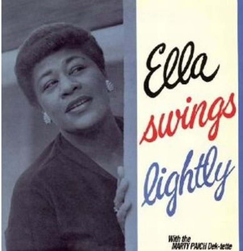 Ella Fitzgerald - Ella Swings Lightly - Cd