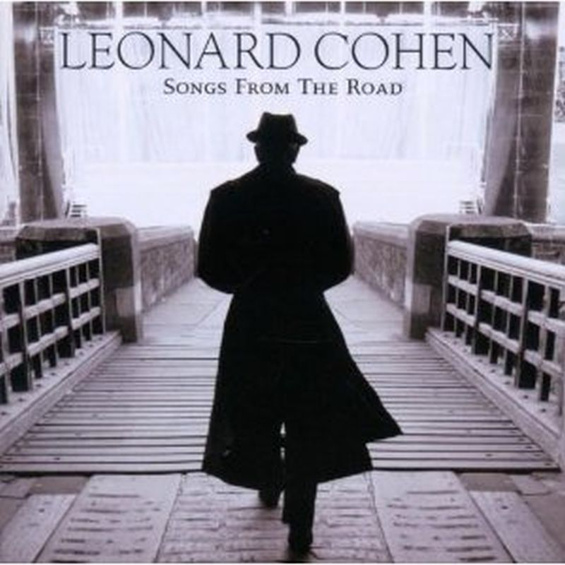 Leonard Cohen - Songs From The Road (live/2008-2009 - Cd)