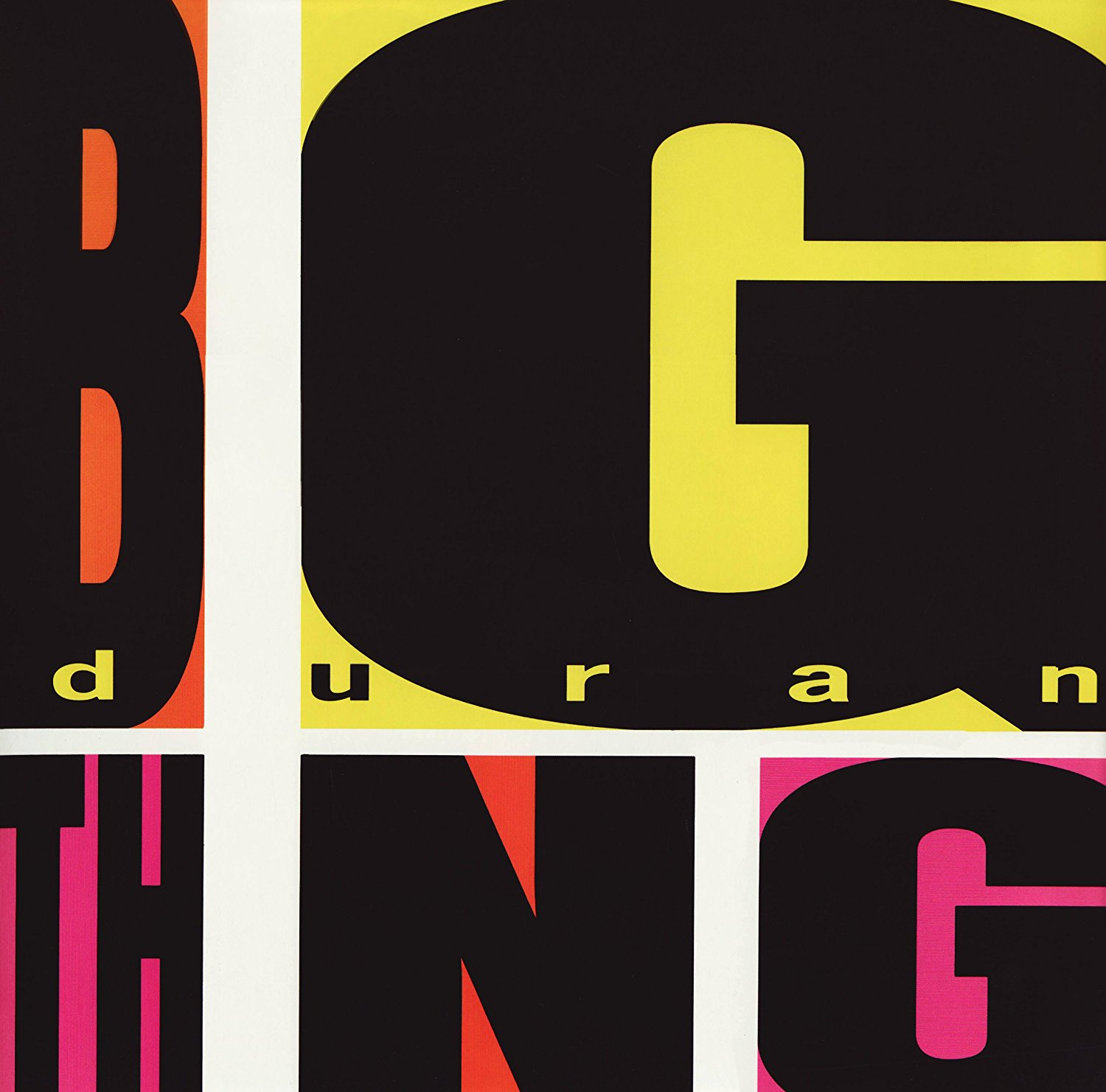 Duran Duran - Big Thing (ltd Ed - 2 Vinyl Lp Set)