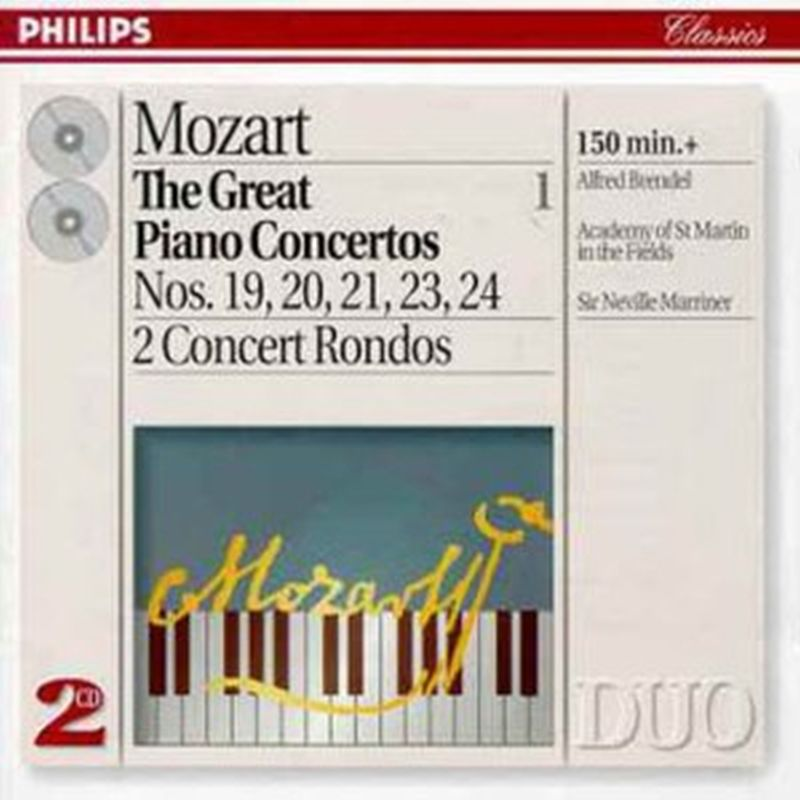 V1 Great Piano Concertos