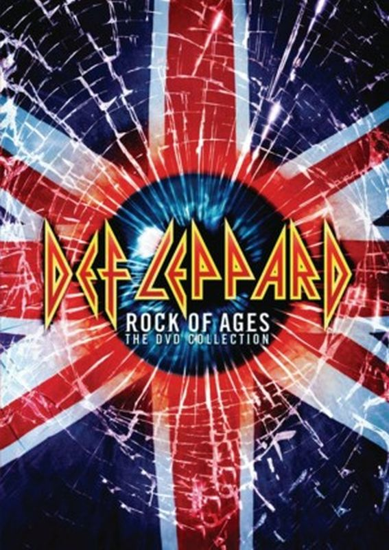 Def Leppard - Rock Of Ages: Collection - Dvd
