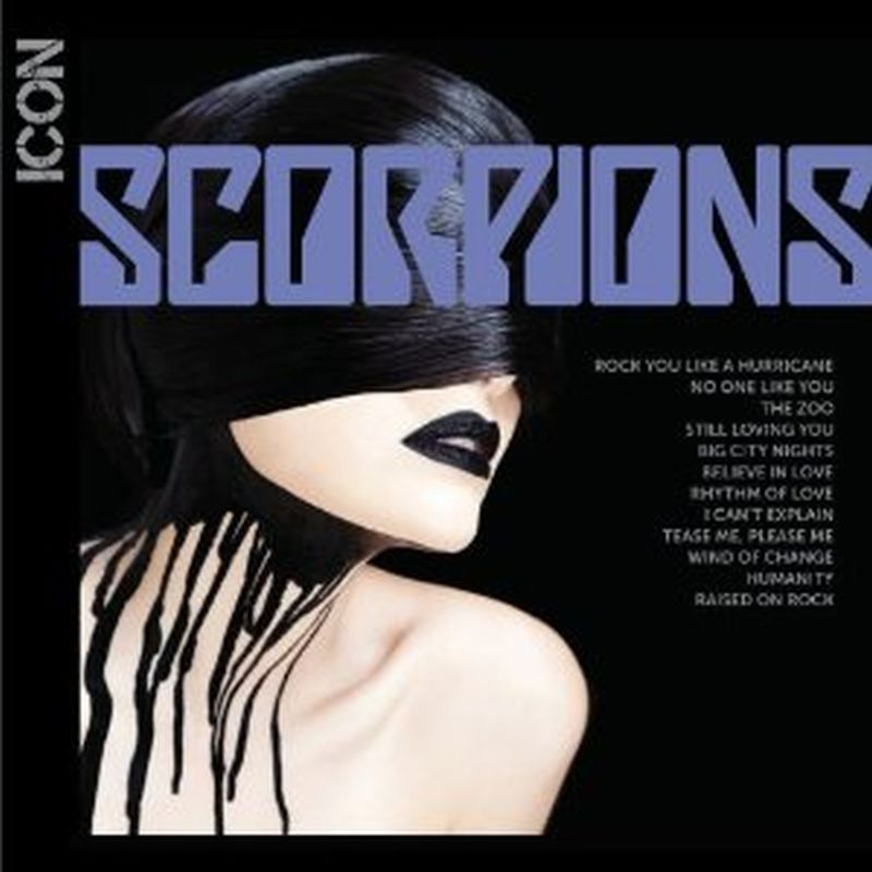 Scorpions - Icon: Greatest Hits - Cd