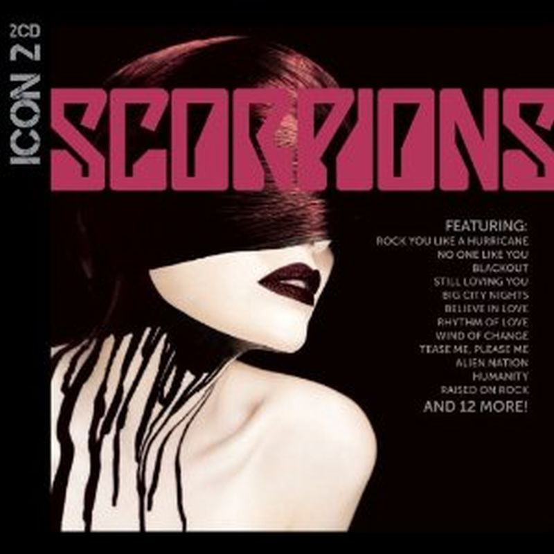 Scorpions - Icon 2 : Greatest Hits - 2 Cd Set