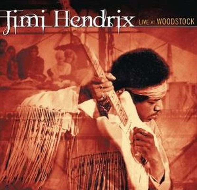 Jimi Hendrix - Live At Woodstock (hendrix Family Edition - Vinyl)