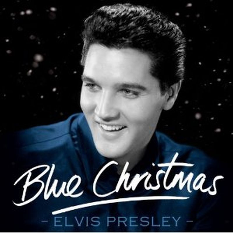 Elvis Presley - Blue Christmas - Cd