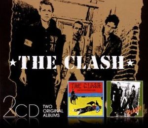 Clash - Clash/give 'em Enough Rope - 2 Cd Set