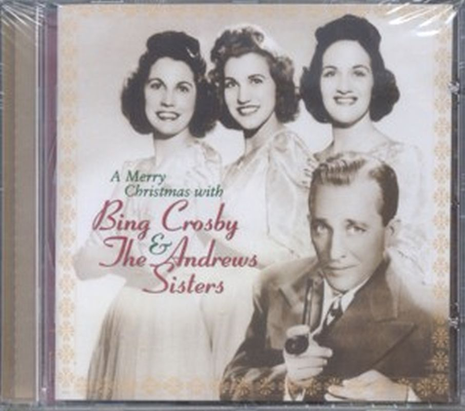 Bing Crosby & Andrews Sisters - A Merry Christmas - Cd