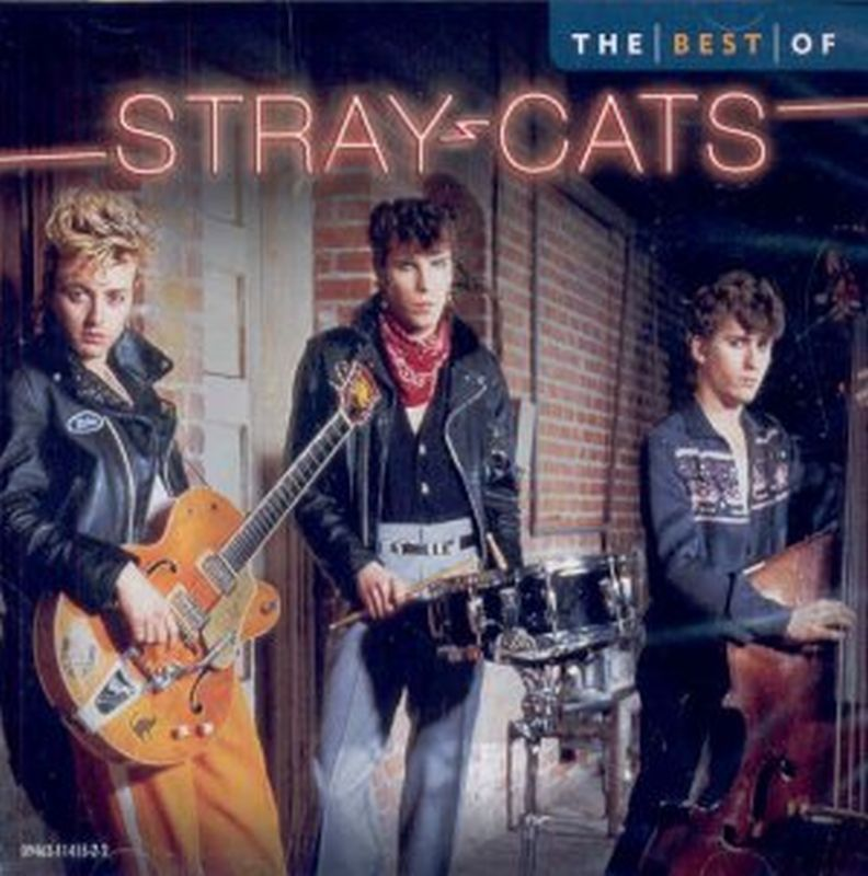Stray Cats - The Best Of - Cd