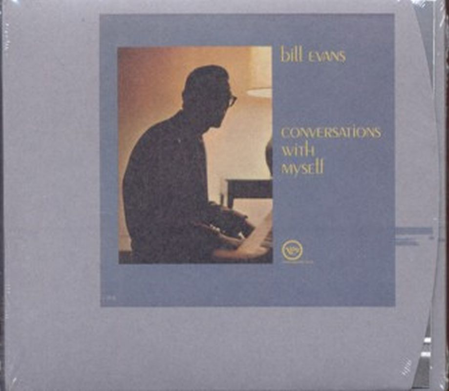 Bill Evans - Conversations With Myself (digi - Cd)
