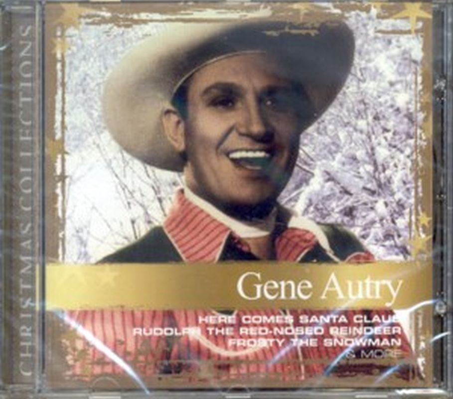 Gene Autry - Christmas Collections - Cd