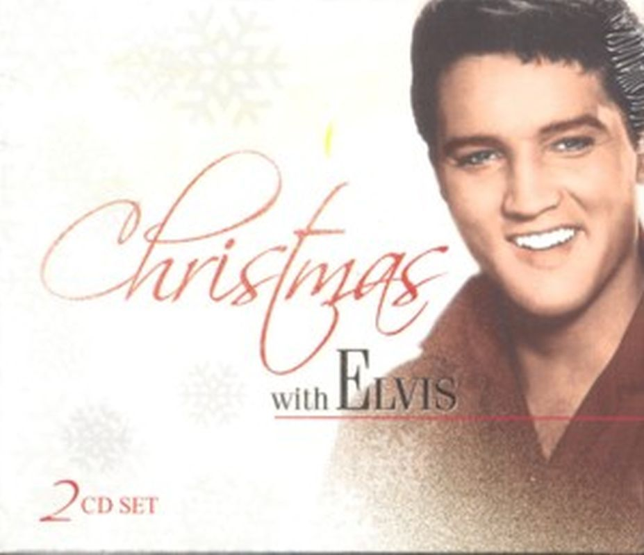 Elvis Presley - Christmas With Elvis - 2 Cd Set