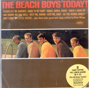 Beach Boys - Today!/summer Days & Summer Nights (rm - Cd)