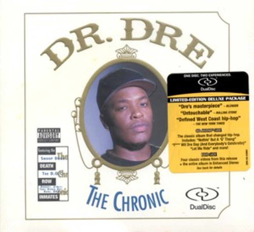 Dr. Dre - The Chronic (digipak/advisory - Dualdisc)