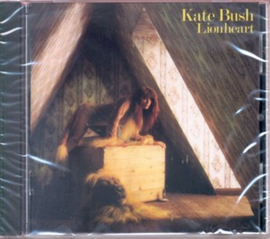 Kate Bush - Lionheart - Cd