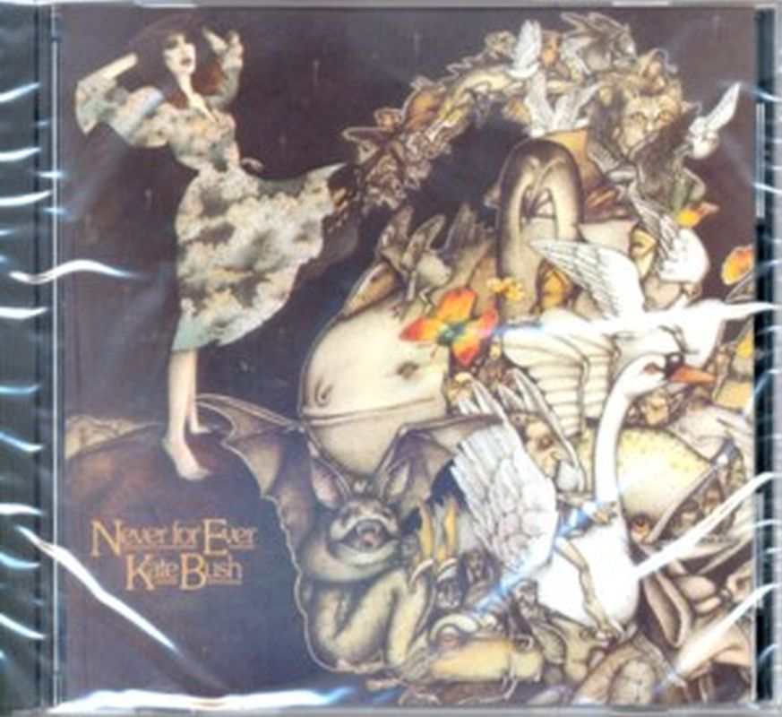 Kate Bush - Never For Ever - Cd