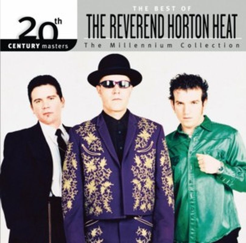 Reverend Horton Heat - Best Of (rm - Cd)