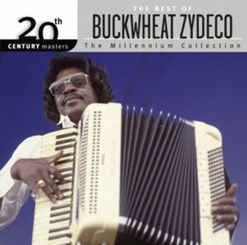 Best Of Buckwheat Zydeco