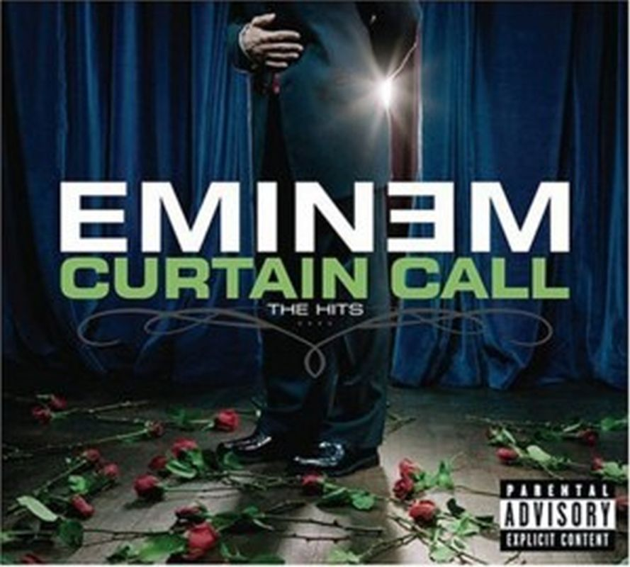 Eminem - Curtain Call: The Hits (dlx Ed - Cd + Bonus Cd)