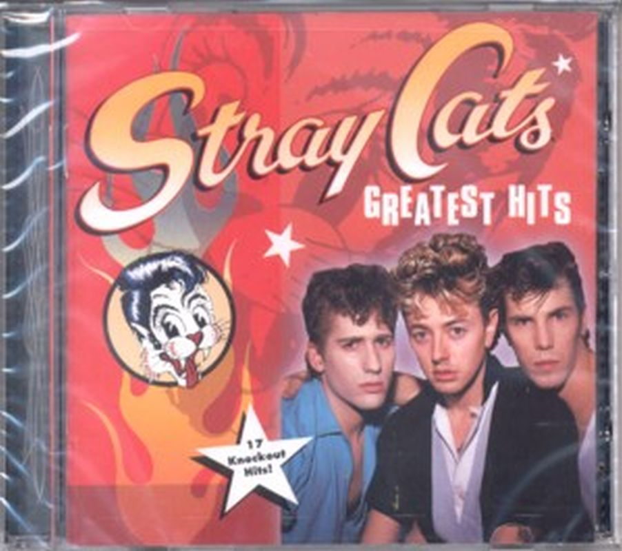 Stray Cats - Greatest Hits (rm - Cd)