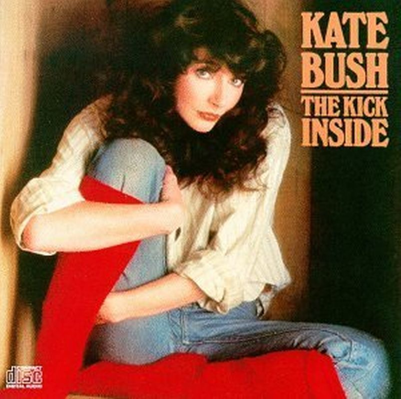 Kate Bush - The Kick Inside - Cd