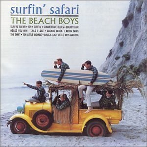 Beach Boys - Surfin' Safari/surfin' U.s.a. (rm - Cd)