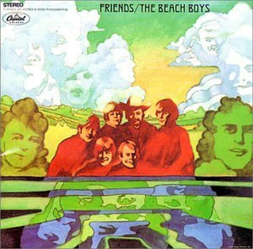 Beach Boys - Friends/20/20 (rm - Cd)