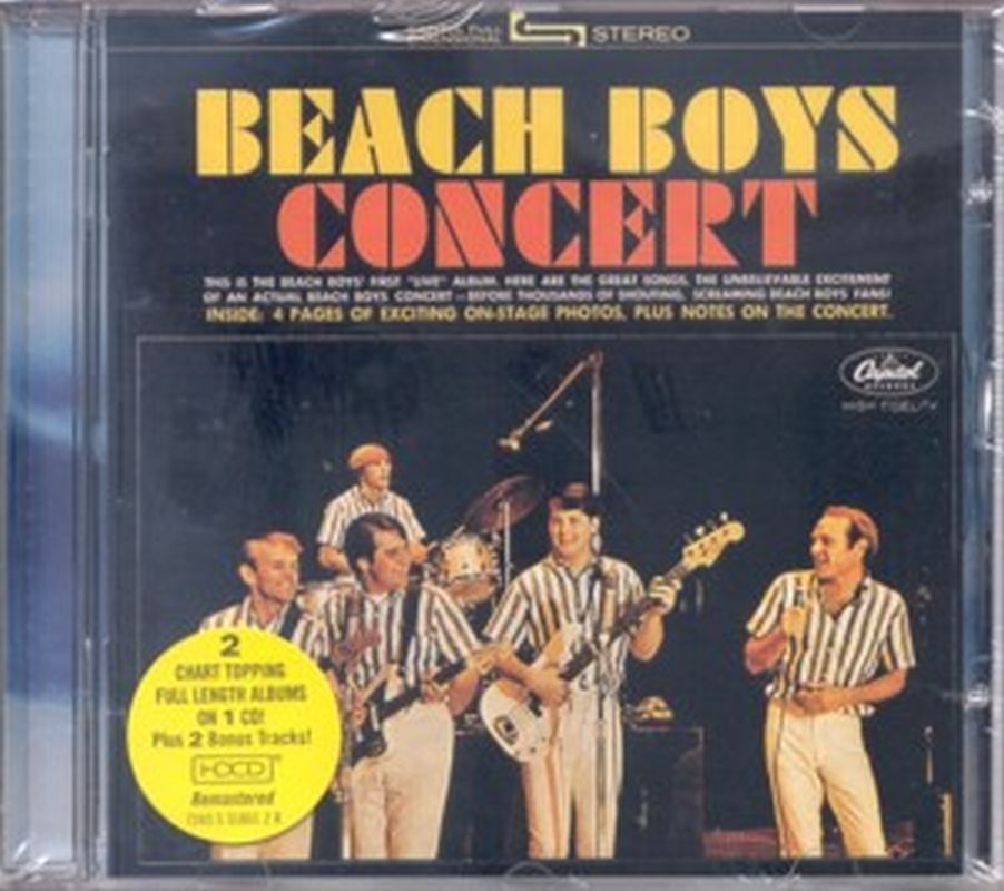 Beach Boys - Concert/live In London - Cd