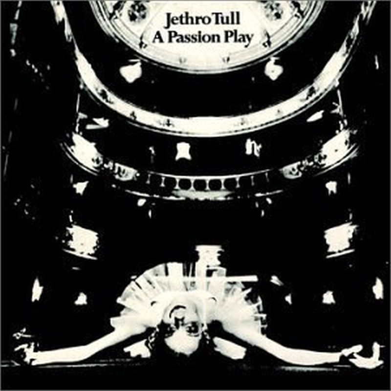 Jethro Tull - A Passion Play (rm/enhanced - Cd)
