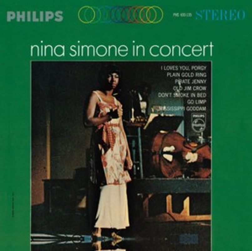 Nina Simone - Nina Simone In Concert (re- Issue - Cd)