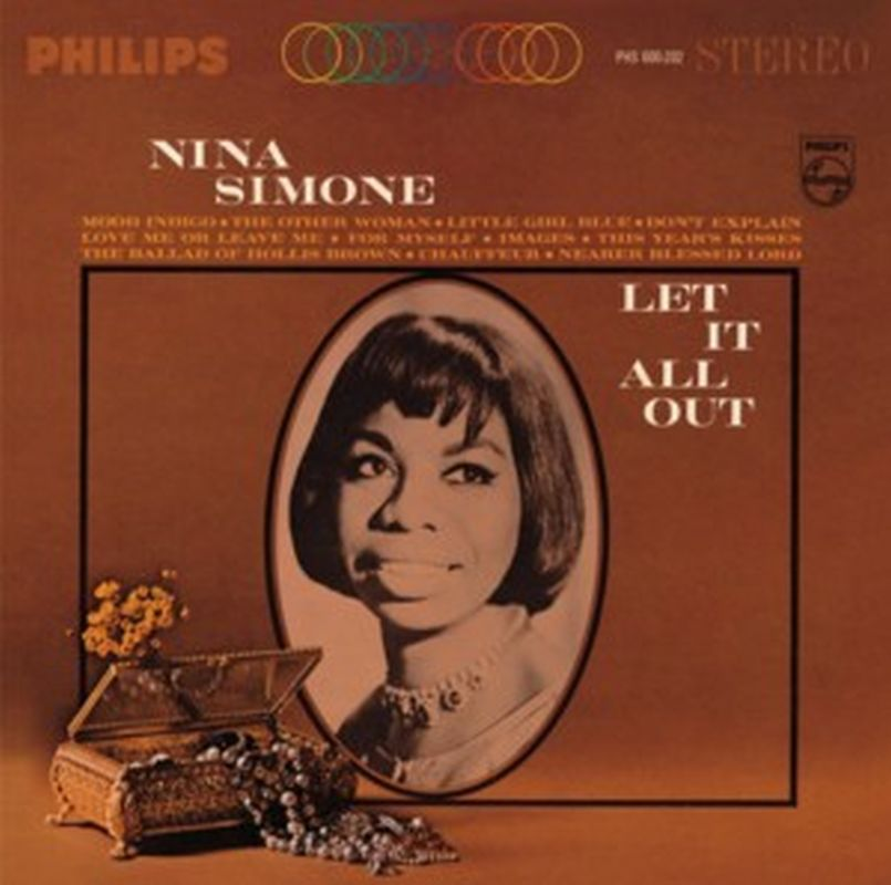 Nina Simone - Let It All Out (re- Issue - Cd)