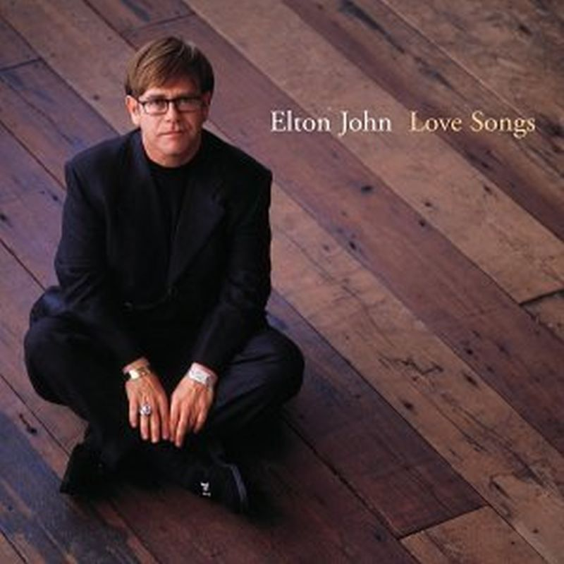 Elton John - Love Songs (rm - Cd)